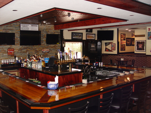 Welcome to Bench Warmer's Tavern and Grill * 23 Route 25A